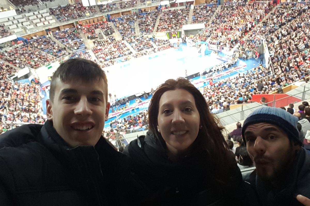 Posjet košarkaškoj utakmici Eurolige…