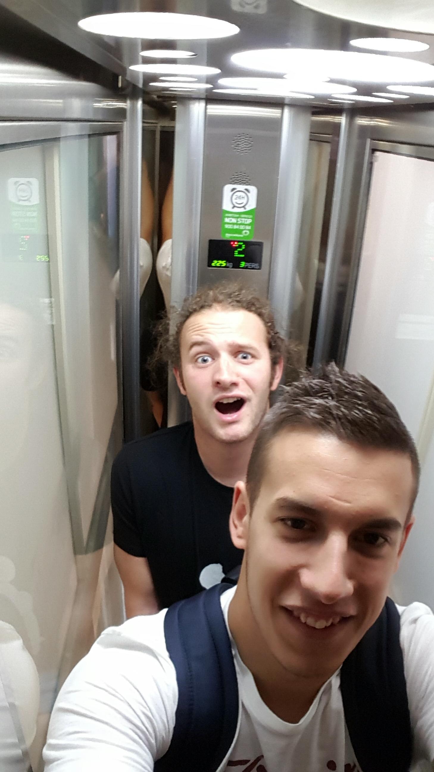 Najmanji lift na svijetu