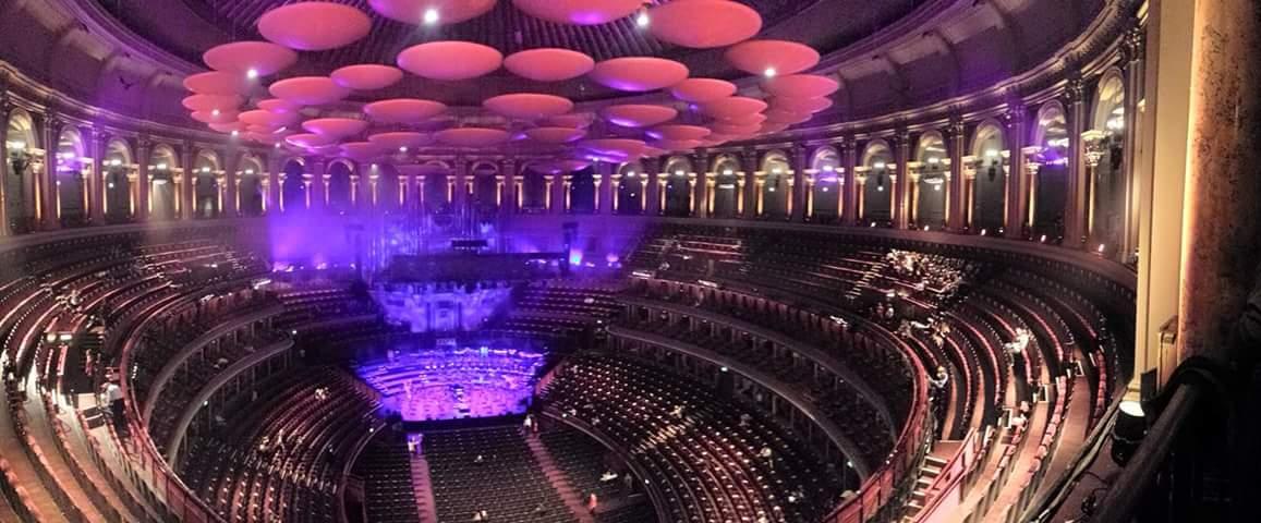 ...uz posjet Albert Hallu