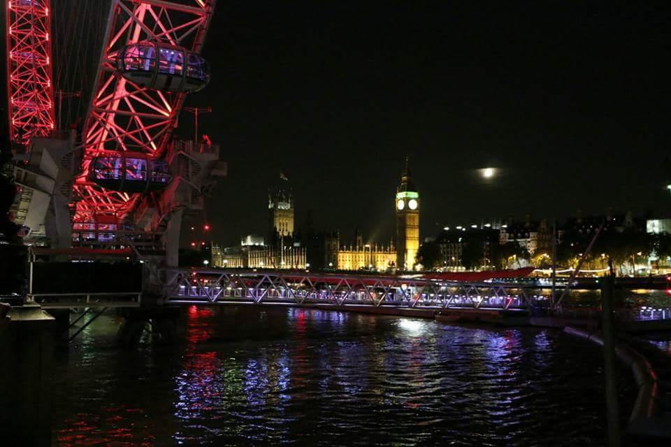 ...i istraživanja ogromnog Londona trajala po cijele dane, nekada i noći