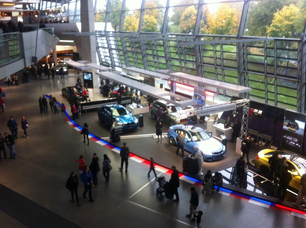 BMW svijet