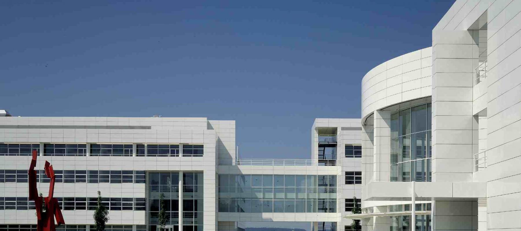 Daimler - Research & Development centre Ulm