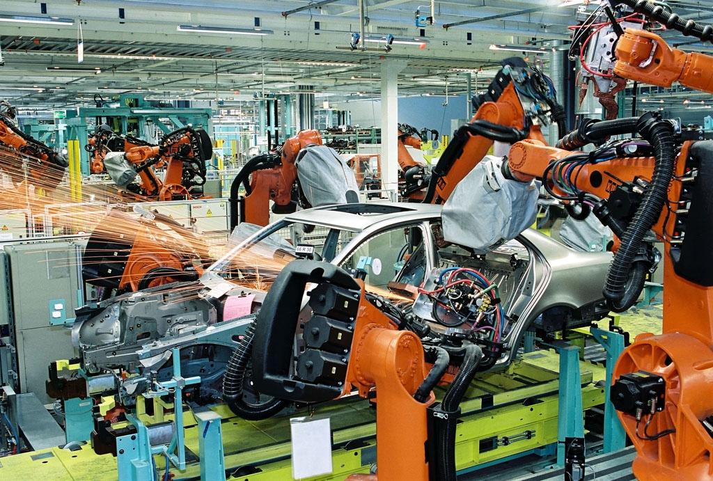 Mercedes Benz factory - Bremen